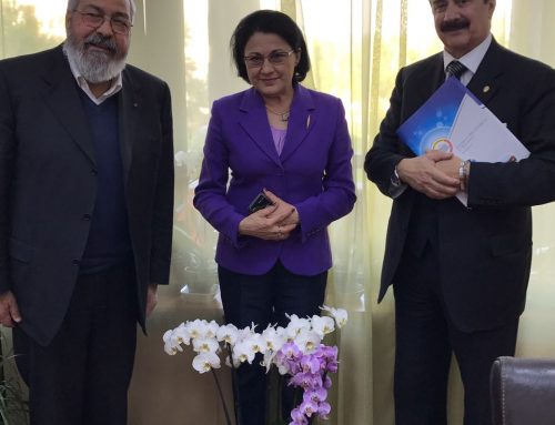 19 Aprile 2017 – Visita Cav. Franco Antonio Pinardi a Bucarest