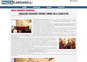 2019-05-03 Fondazione Accademia Tiberina e Unione della Legion D'Oro