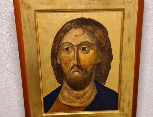 Visita del Presidente Pinardi alla collezione della cattedrale di Alexandr Nevskij a Sofia